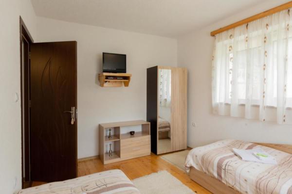 Villa Samodiva Interior Standard Twin Room